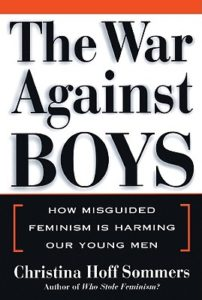 The-War-Against-Boys-Sommers-Christina-9780786118601